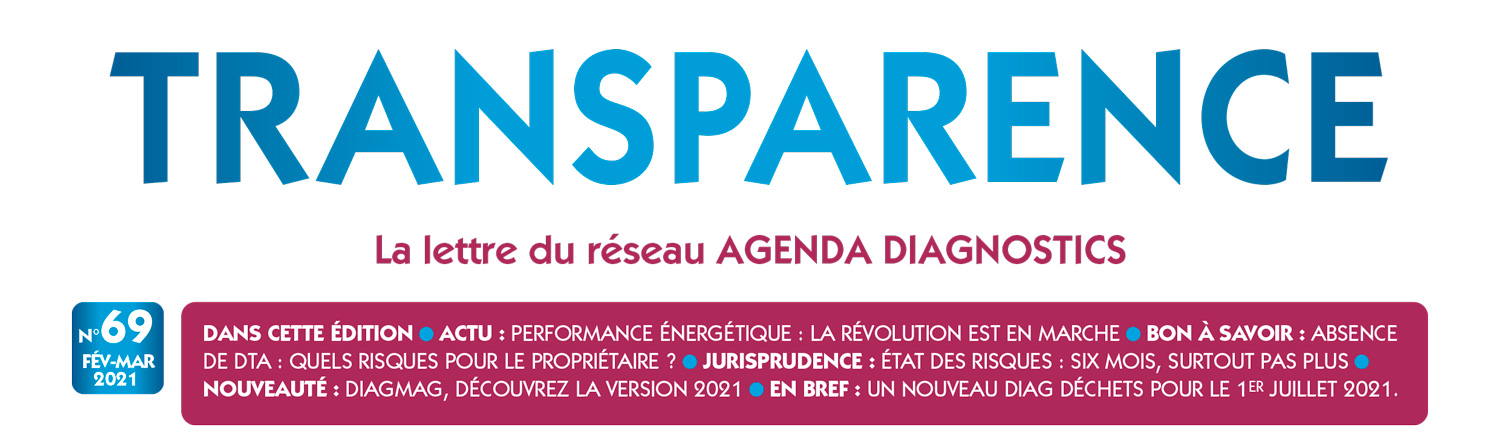 Newsletter Transparence N°69