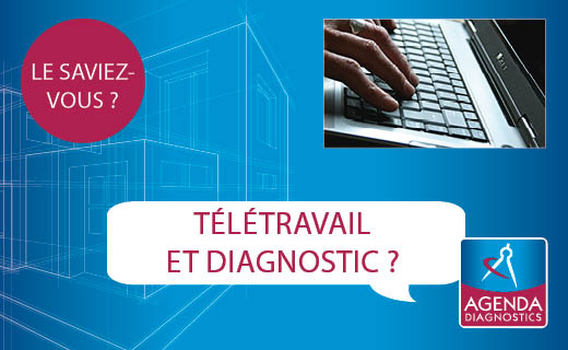diagnostic teletravail