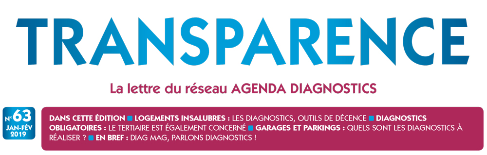 Newsletter Transparence N°63