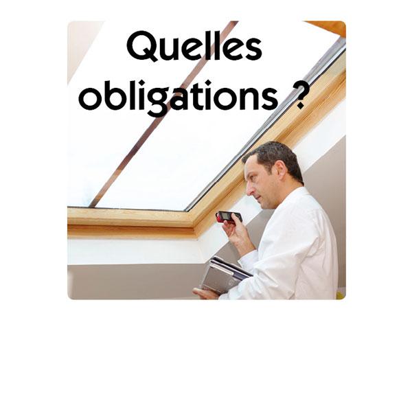 QUELLES OBLIGATIONS POUR LES DIAGNOSTICS À  ROMILLY ?