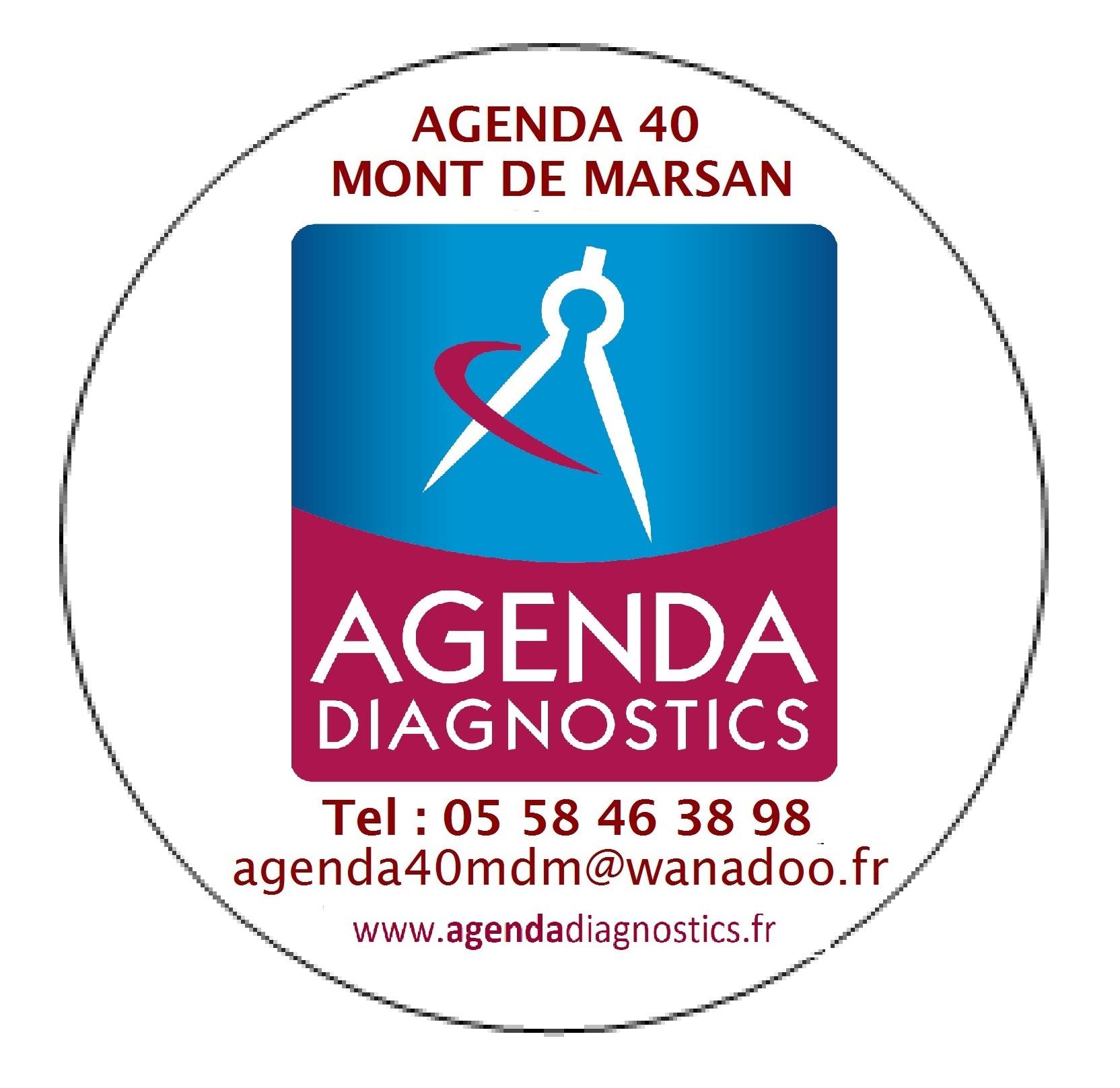 diagnostic immobilier Cabinet AGENDA - 40 Mont-de-Marsan