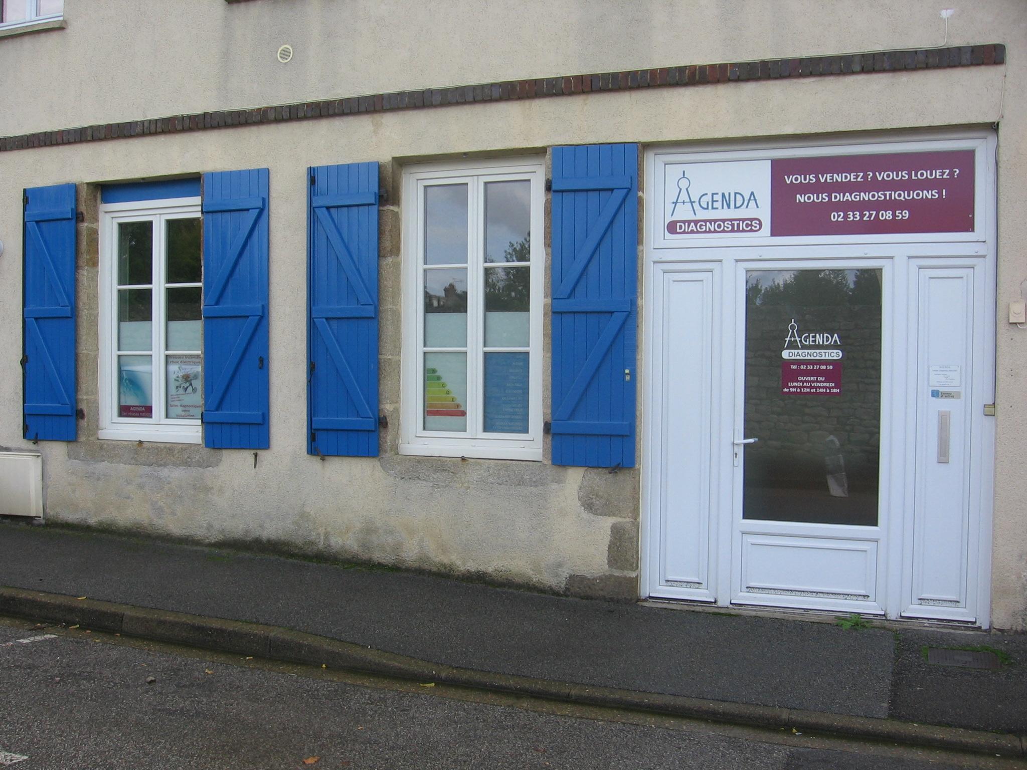 diagnostic immobilier Cabinet AGENDA - 61 Orne